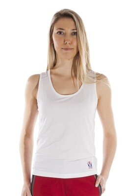 T-Shirt Top Damen White