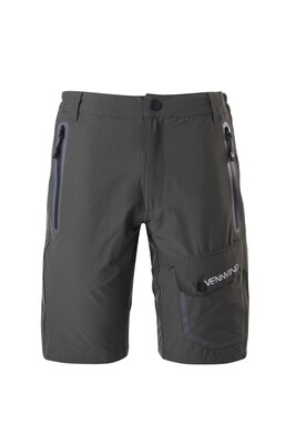 Short Pants Herren Grey Anthracite