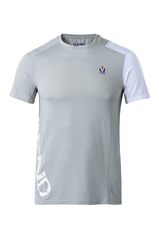 T-Shirt Herren Ghost Grey