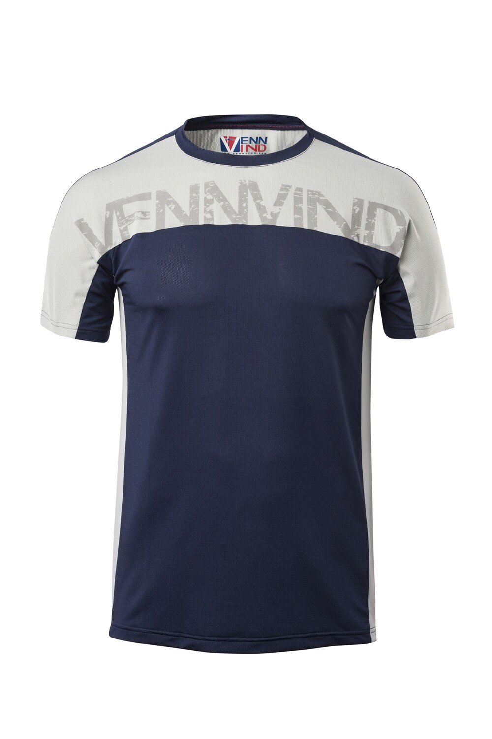 T-Shirt Herren Dress BLue