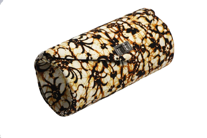 Batik Clutch - Melati