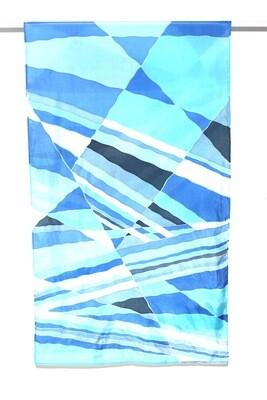 Langit & Bumi - Exclusive Silk Batik Scarf