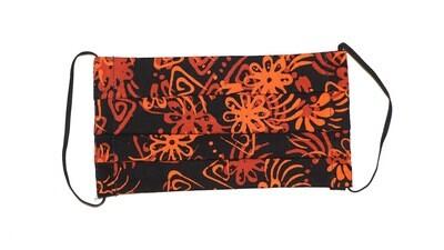 Reusable Batik Face Mask - Petang