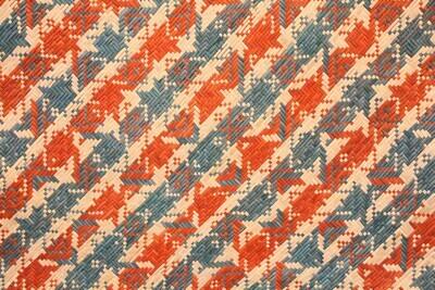Fine Pandan Mat with Kelarai Weave - Day & Night (2ft x 4ft)