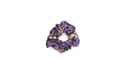 Batik Scrunchie - Purple