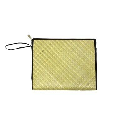 Mengkuang File Folder - Yellow
