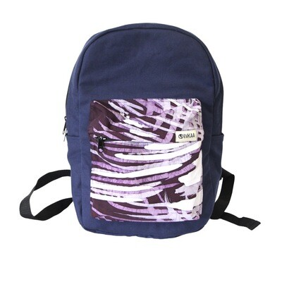 Siang Signature Backpack - Abstract Purple