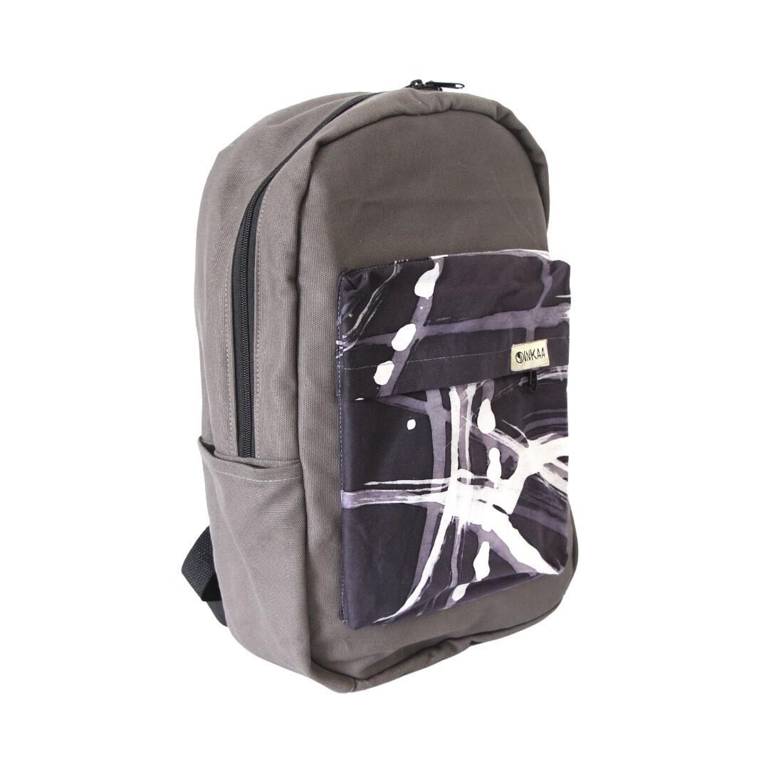 Siang Signature Backpack - Shades of Grey