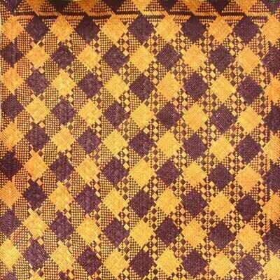 Sun & Earth Finely-Woven Kelarai Mat (2ft x 4ft)