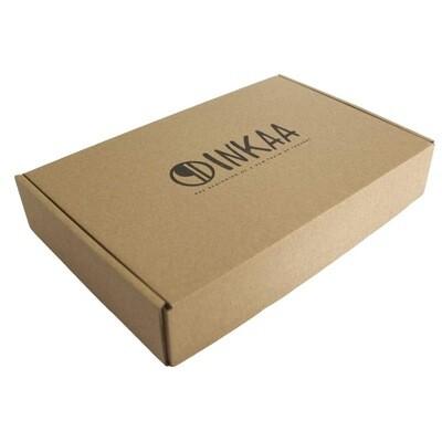 Gift Box - Yellow Losange