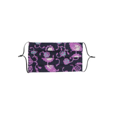 Reusable Batik Face Mask - Purple Galaxy
