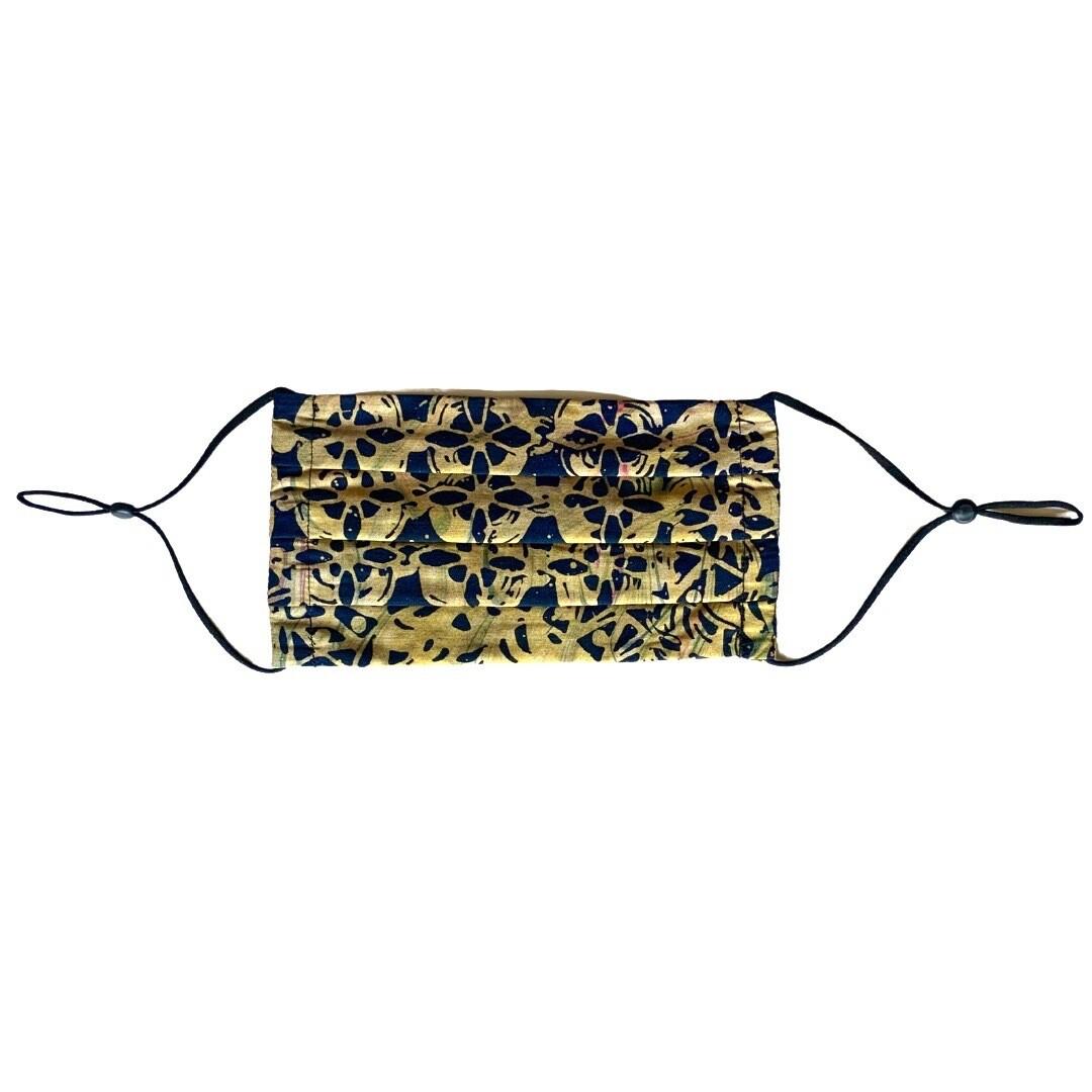 Reusable Batik Face Mask - Marvelous Sunshine