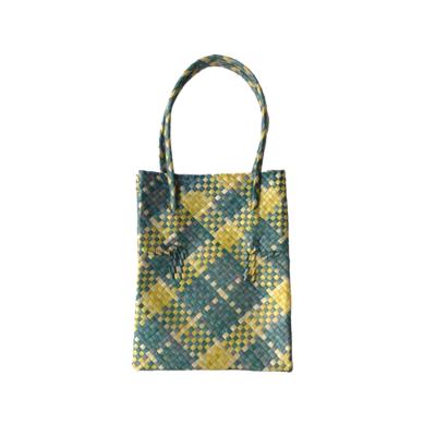 Rustic Mengkuang Tote Bag - Pucuk Pisang Hues