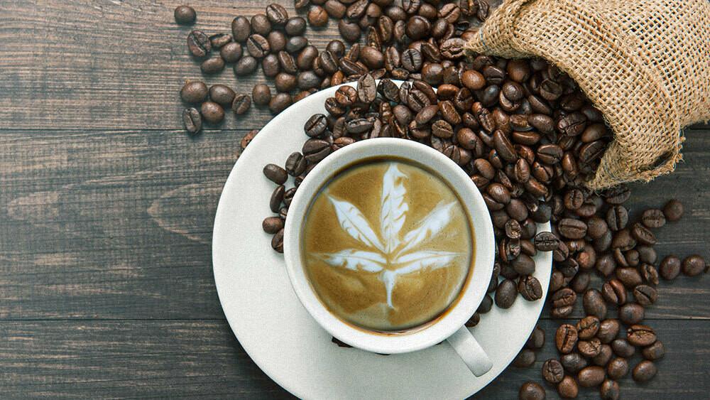 CBD Weight loss Coffee 100 MG