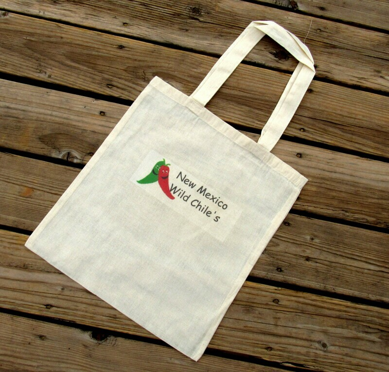 New Mexico WIld Chile's Tote