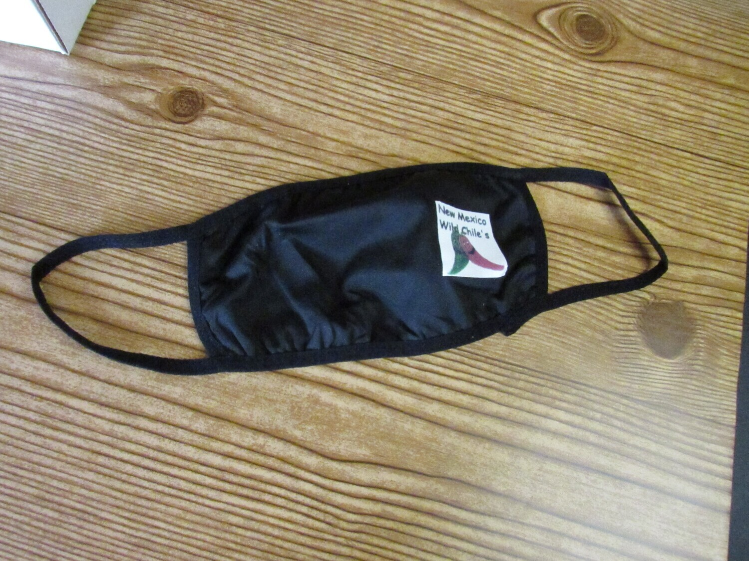 New Mexico WIld Chiles Mask