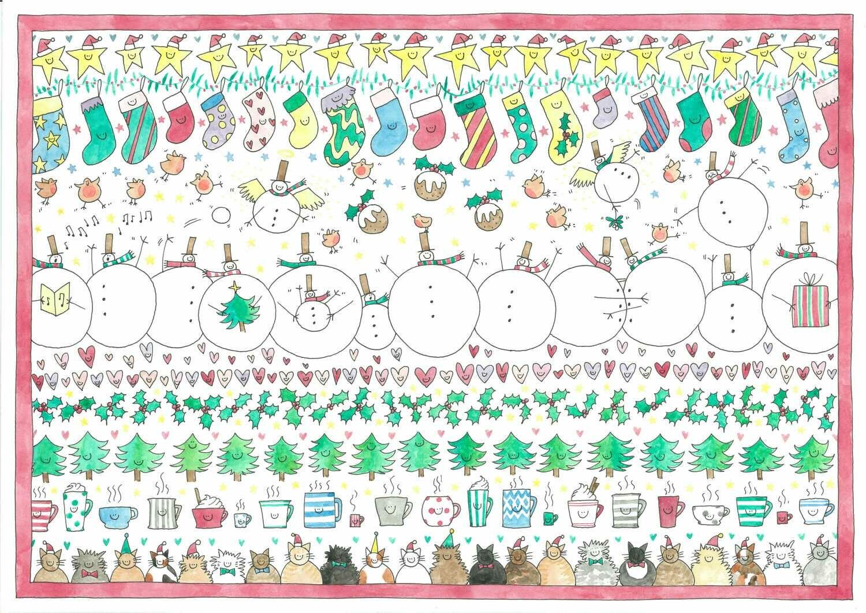 PREORDER Paper Advent Calendar