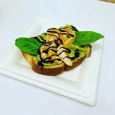 Miami Style Avocado Toast