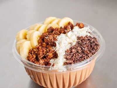 Chocolate PB Delight Bowl