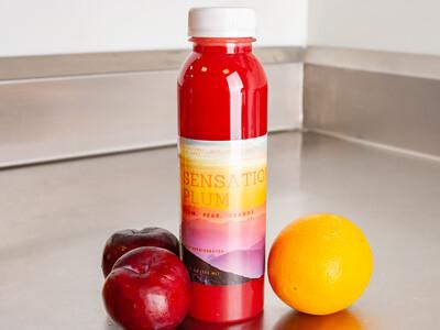 Sensational Plum Juice