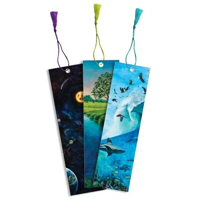 Creation Series Bookmarks