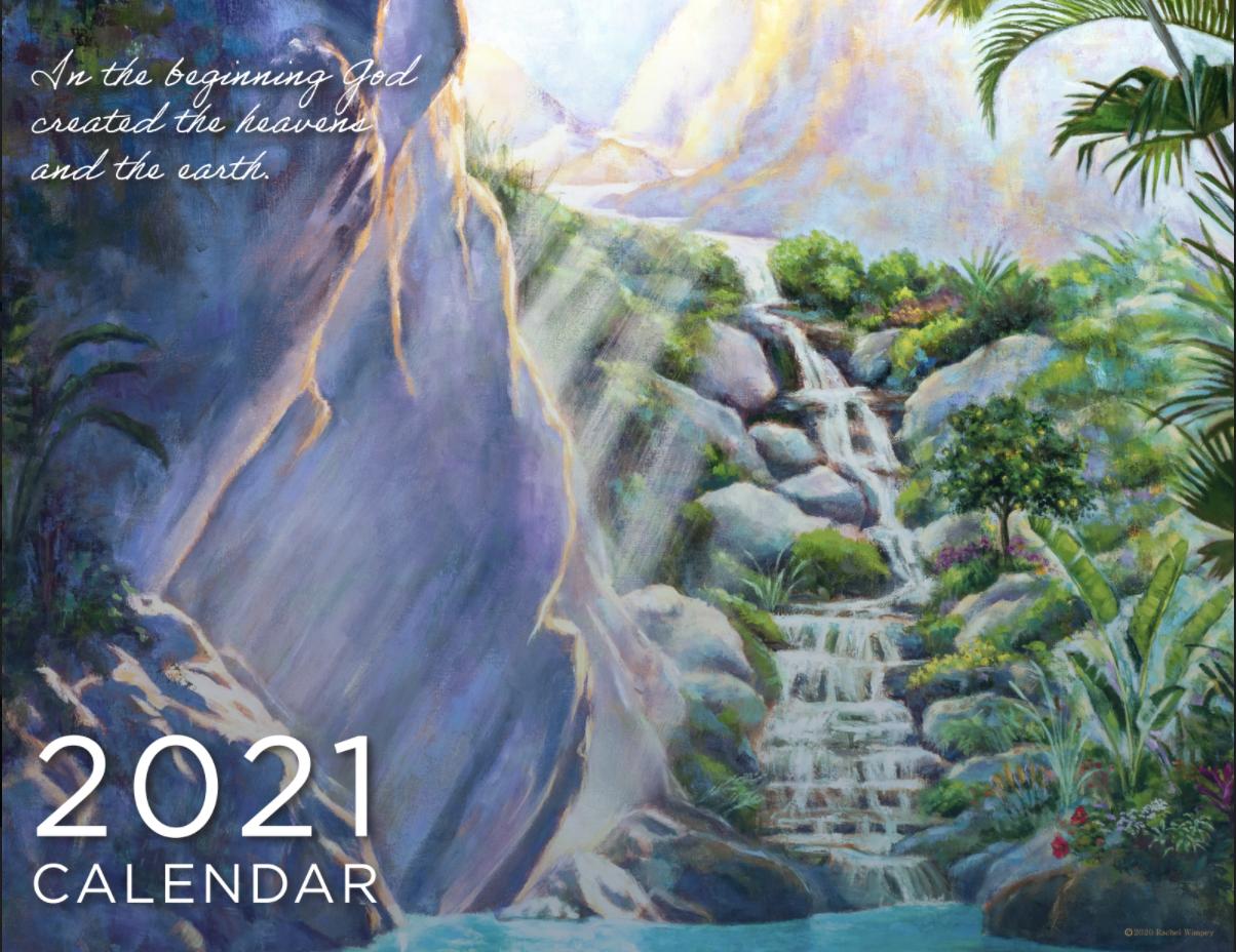 Creation Calendar 2021 (Pre-Order!)
