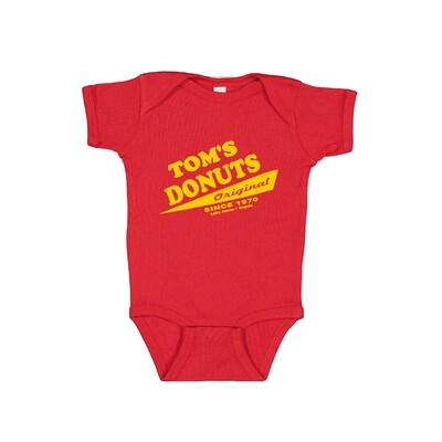 Red Tom's Original Onesie