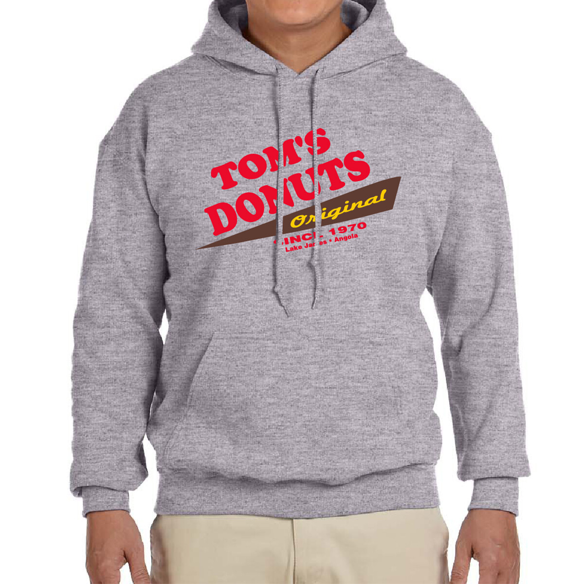 Grey Tom's Original Sweatshirt Hoodie