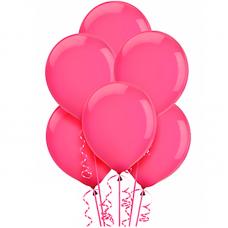 Воздушный шар Фуше пастель