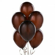 Шоколадный металлик