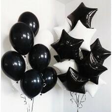 Композиция из воздушных шаров «Минимализм» №177