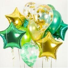 Композиция из воздушных шаров «Престиж» №16