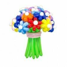 Букет цветов из шариков «Чудесное ассорти»