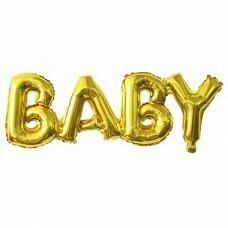 Надпись «Baby» (81см.)
