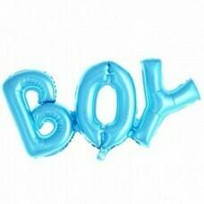 Надпись «BOY» (84см.)
