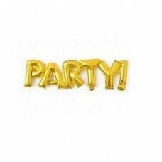 Надпись «Party!» (107см.)