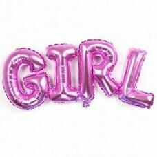 Надпись «GIRL» (112см.)