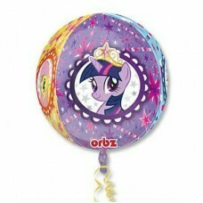 """Шар сфера 3D 16"""" My Little Pony 41см"""