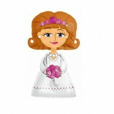 Ходячая фигура «Невеста» (122см.)