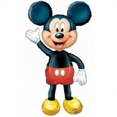 Ходячая фигура Микки Маус (132см.)