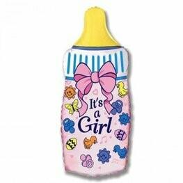 Фигура бутылочка для девочки