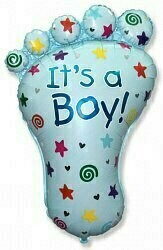 Фигура ножка  для мальчика