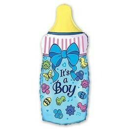 Фигура бутылочка для мальчика