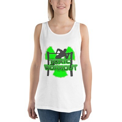 Camiseta de tirantes unisex