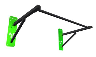 Barra de dominadas plegable/ Pull-up wall foldable bar