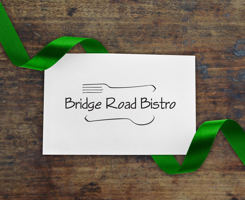 Bridge Road Bistro Gift Card: $100