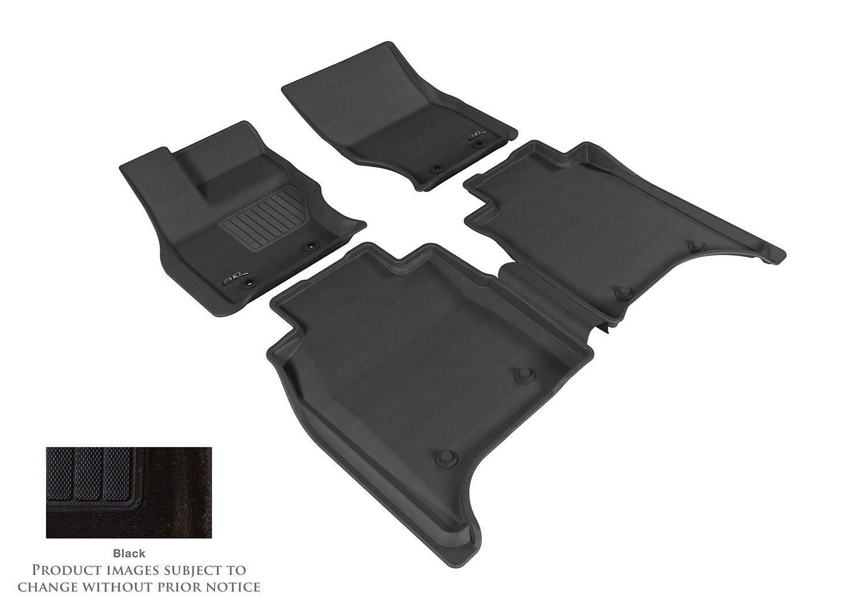 3D MAXpider Range Rover Autobiography (L405) Long Wheelbase axis, (2014 - 2019+), row 2 bucket seating, DUKE Carpet Car floor mat Backing
