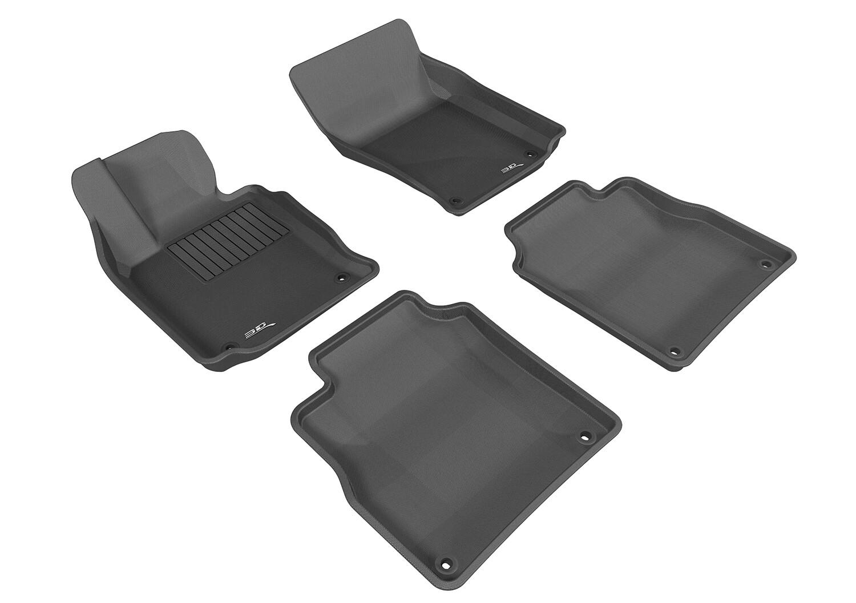 3D MAXpider Complete set PORSCHE Panamera Executive (Long Axis) 2014-2016 KAGU Car floor Mat