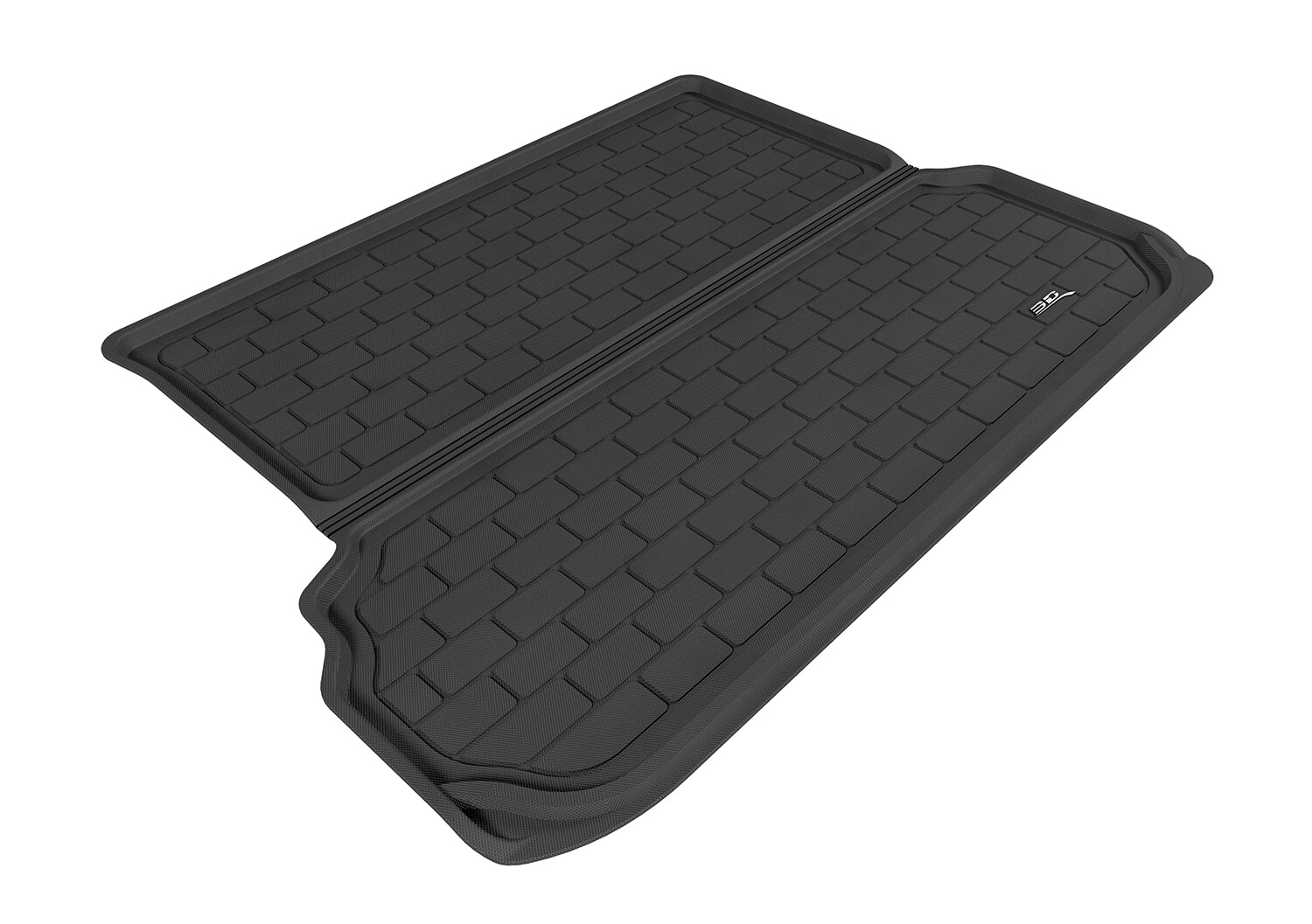 3D MAXpider Complete set TOYOTA Prado 150, Will not fit Made in Japan 2010-2020 KAGU car mat CARGO LINER