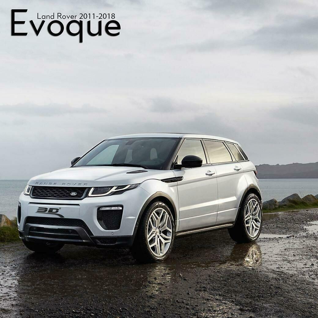 3D MAXpider Complete set LAND ROVER RANGE ROVER EVOQUE | Land Rover LR2 (North America & Middle East) 2012-2013 KAGU Car floor Mat backing